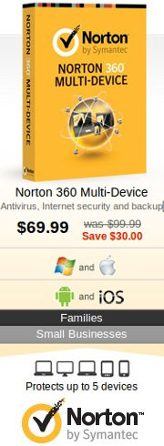 norton antivirus deal