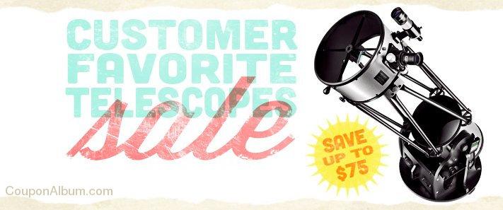 orion customer favorite telescopes sale