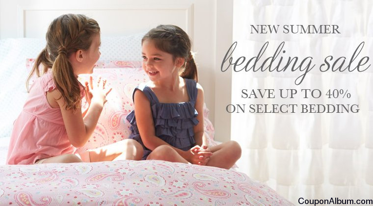 pottery barn kids summer sale 2013