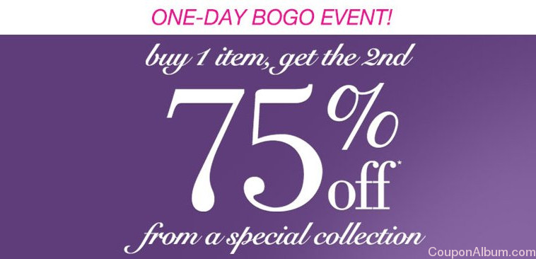 roamans one day bogo event