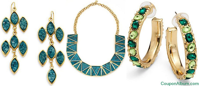 saks fifth avenue jewelry color crushes