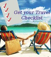 travelling checklist