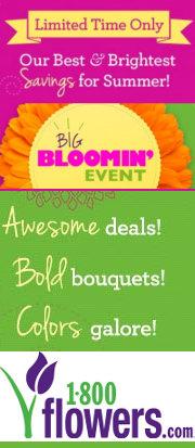1800 flowers sale