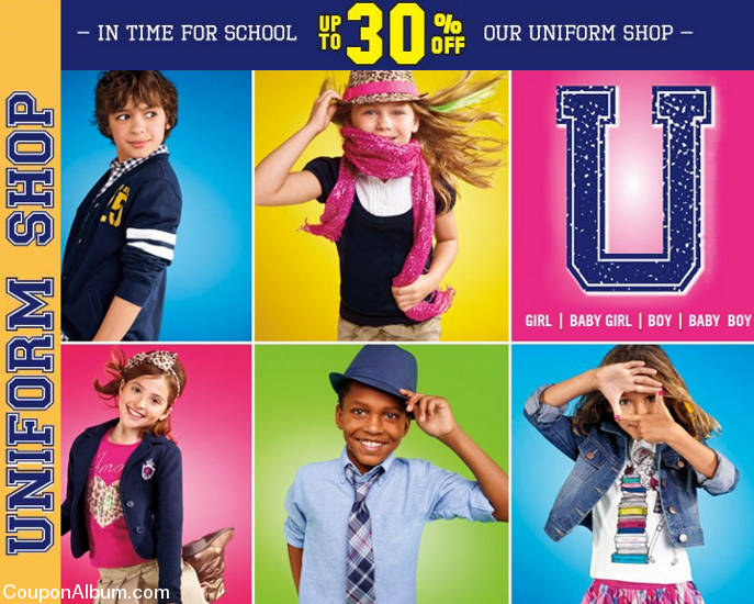 Sears has back to school clothes and school supplies for your little boy or girl. Shop top brands like Levi's, FSD, Canyon River Blues and more to start your kids' semester off right.