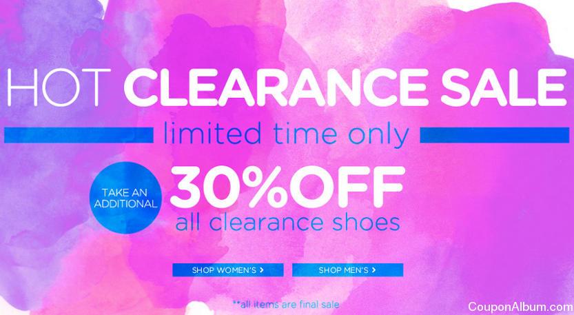 clearance sale 2013
