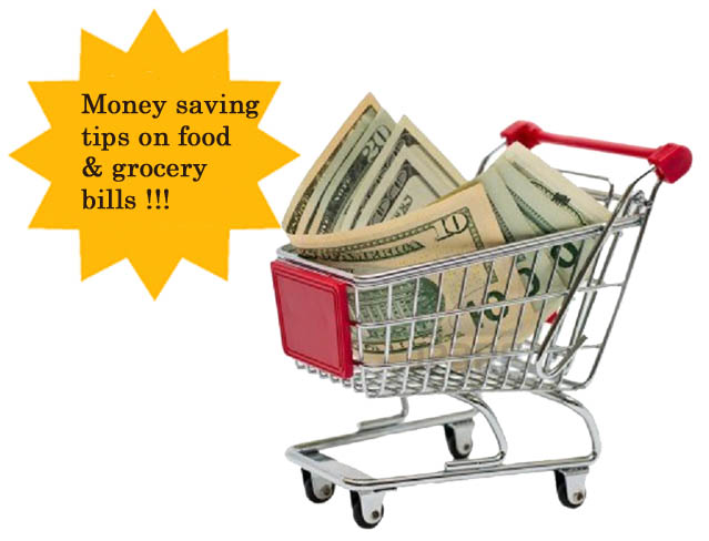 food and grocery savings