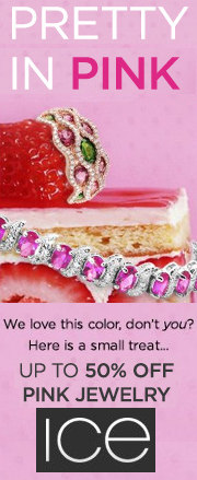 ice pink jewelry