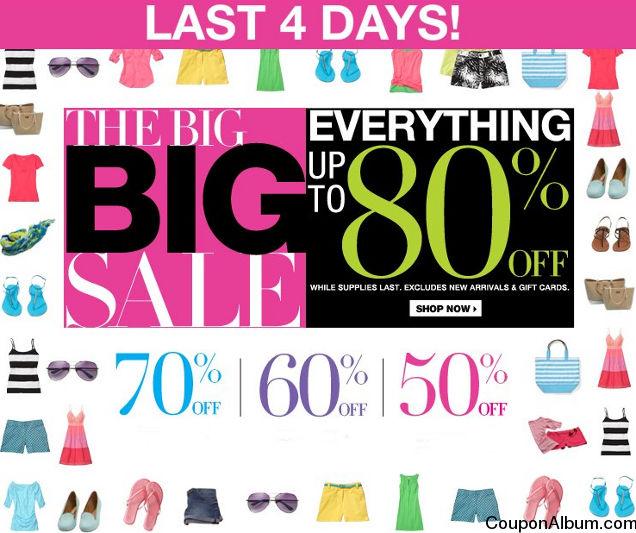 new york & company big big sale
