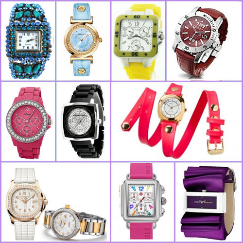 Summer Wrist Watch Trends 2013!
