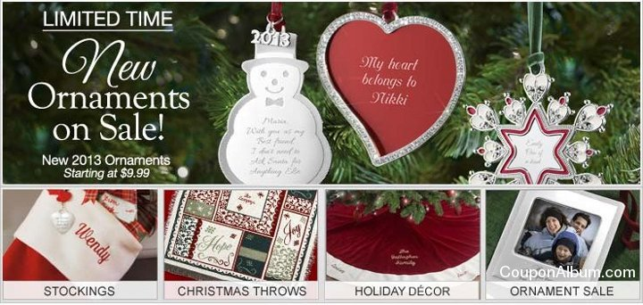 things remembered christmas in july sale