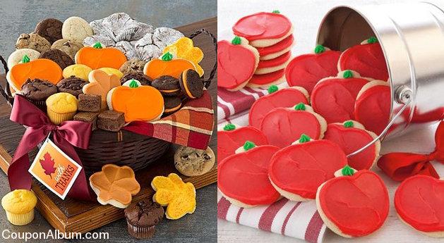cheryls fall cookies