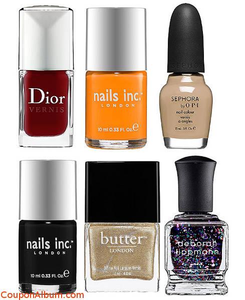 fall 2013 nail trends