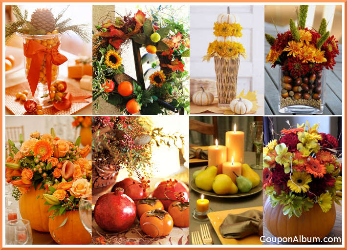 Fall home decorating ideas quick and simple storify for Autumn decoration