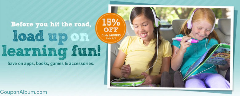 leapfrog labor day coupon