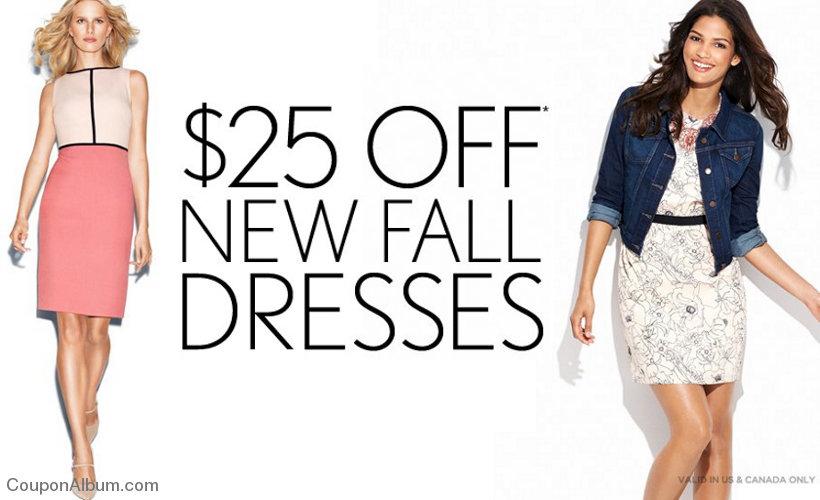 loft fall dresses