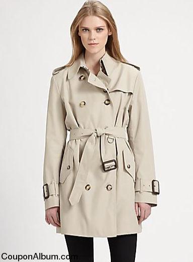 trench coats 2013
