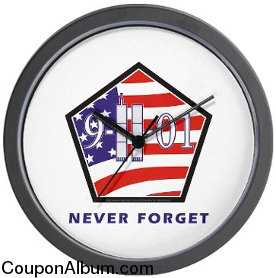 never_forget_wall_clock