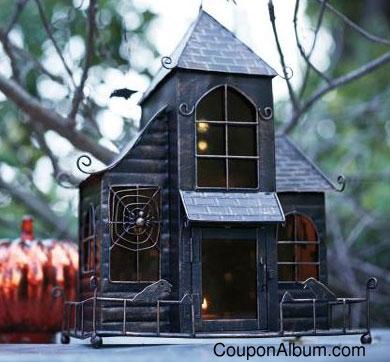 haunted-house-candle-holder