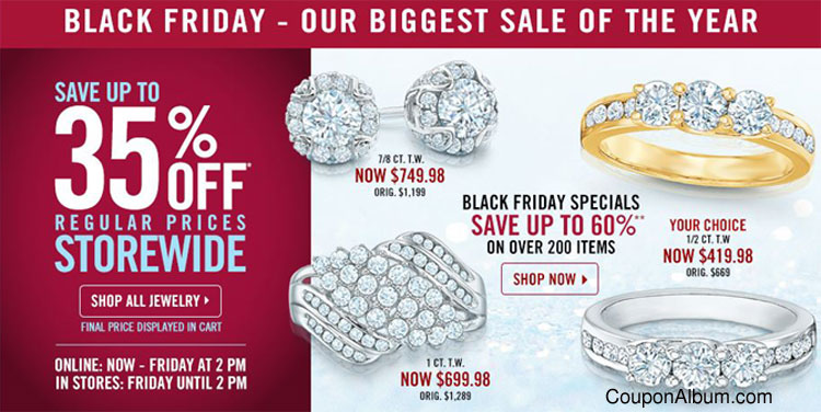 black friday offer zales giving the chance to get up to