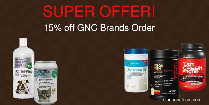GNC Offer