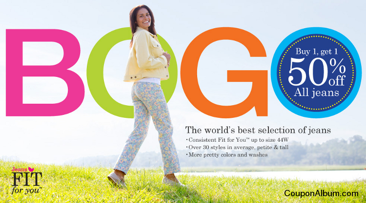 Woman Within BOGO Offer
