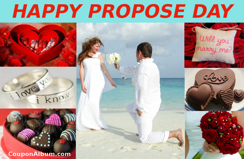 Happy Propose Day 2014