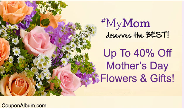1800 Flowers Mother's Day Offer