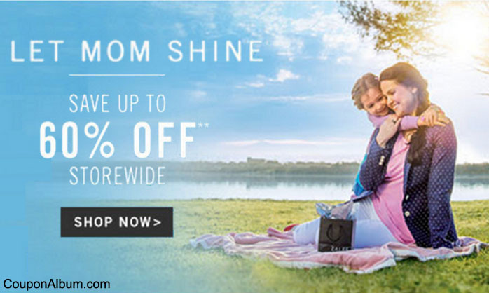 Zales Mother's Day Offer