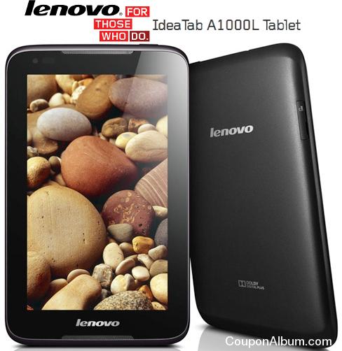Lenovo IdeaTab A1000L Tablet