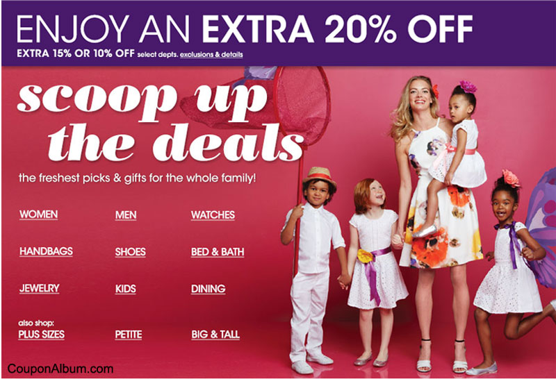Macy's New Year's Sale!