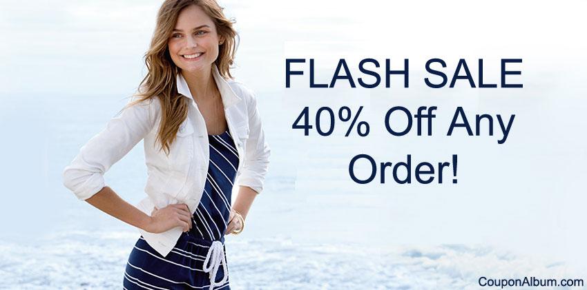 Nautica Flash Sale