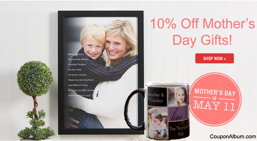 Personalization Mall Mother's Day Offer