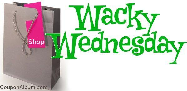 Wacky Wednesday's Best Offers