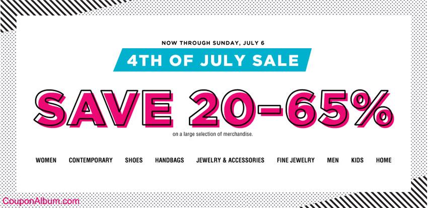 Bloomingdales July 4 Sale