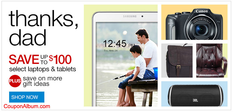Office Depot Father's Day Special Offer