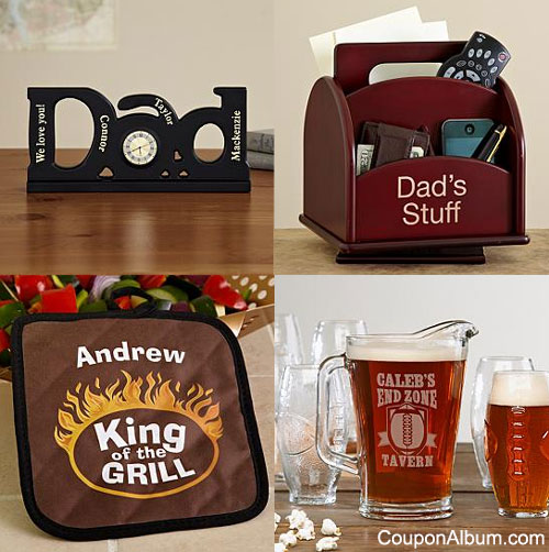Personal Creations Father's Day Deals