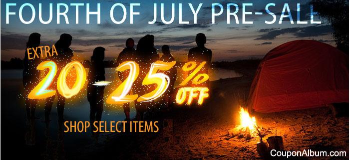 Sierra Trading Post July 4 Sale