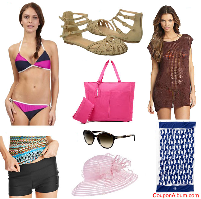 Summer 2014 Beach Fashion Trends
