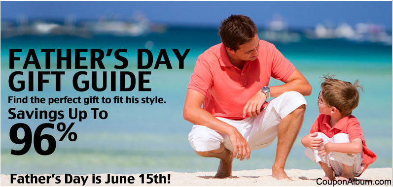World of Watches Father's Day Offer