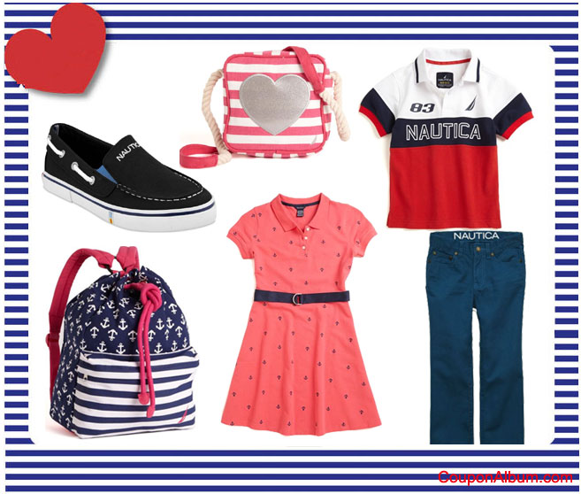 Nautica Back-to-school Deals