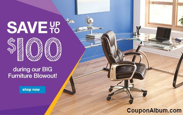 Office Max Furniture Blowout Sale