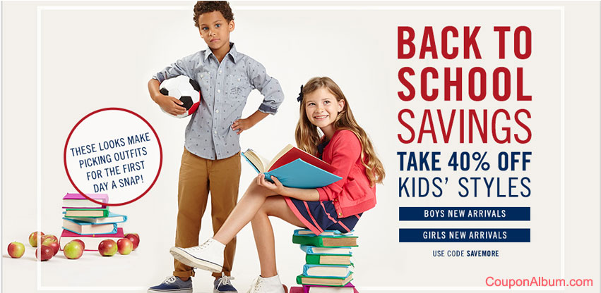 nautica back- to-school offer