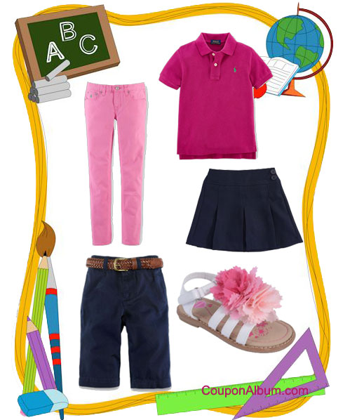 Lord & Taylor Back-to-School Deals