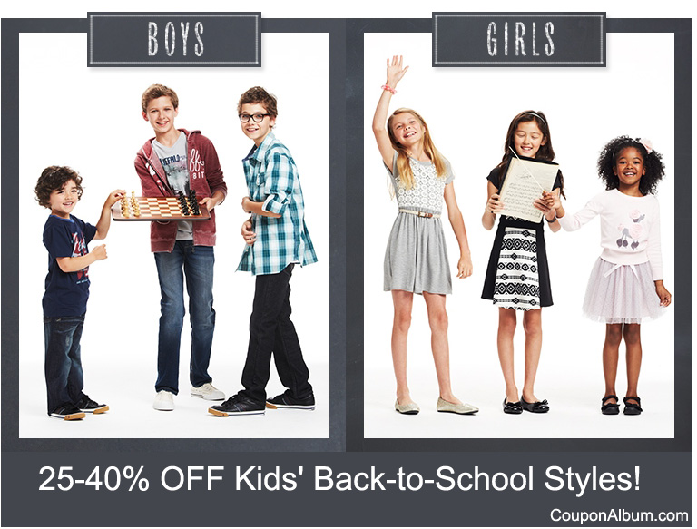 Lord & Taylor Back to School Offer