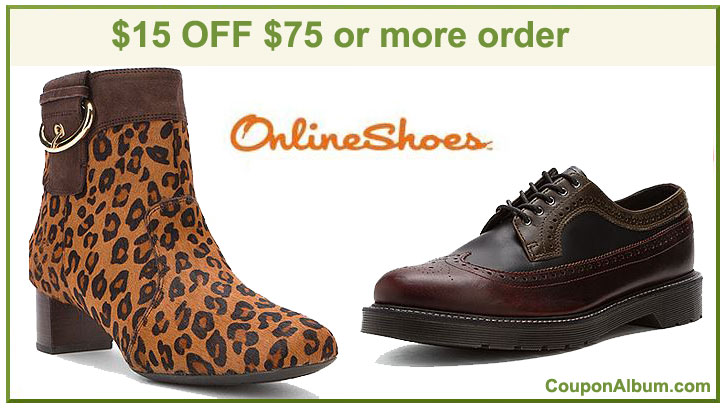 OnlineShoes.com Offer