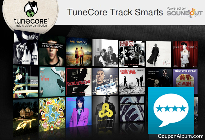 TuneCore Track Smarts