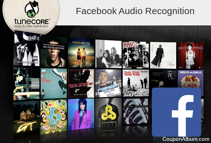 TuneCore's New Facebook Audio Recognition