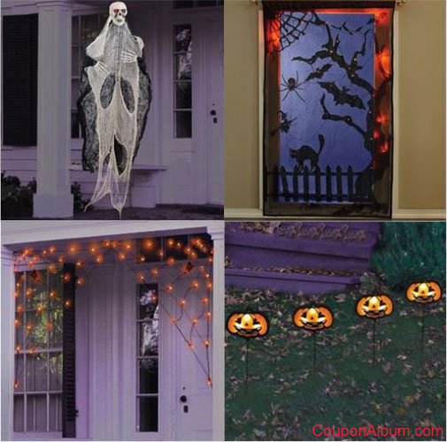 Brylane home offer up to 70 off halloween decor for Home decor 70 off