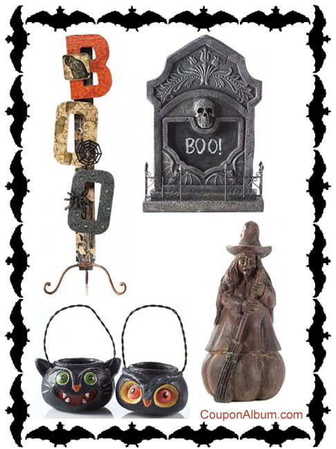 Http Blog Couponalbum Com Home Decorators Collection Offer 40 Off Halloween Decor Free Shipping