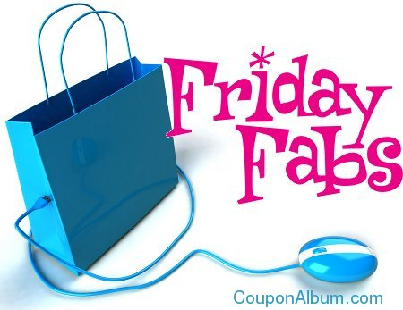Discount coupons for Friday